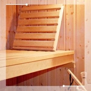 Sauna privatif - Institut de Beauté à Sainte Pazanne - Illumine de Beauté